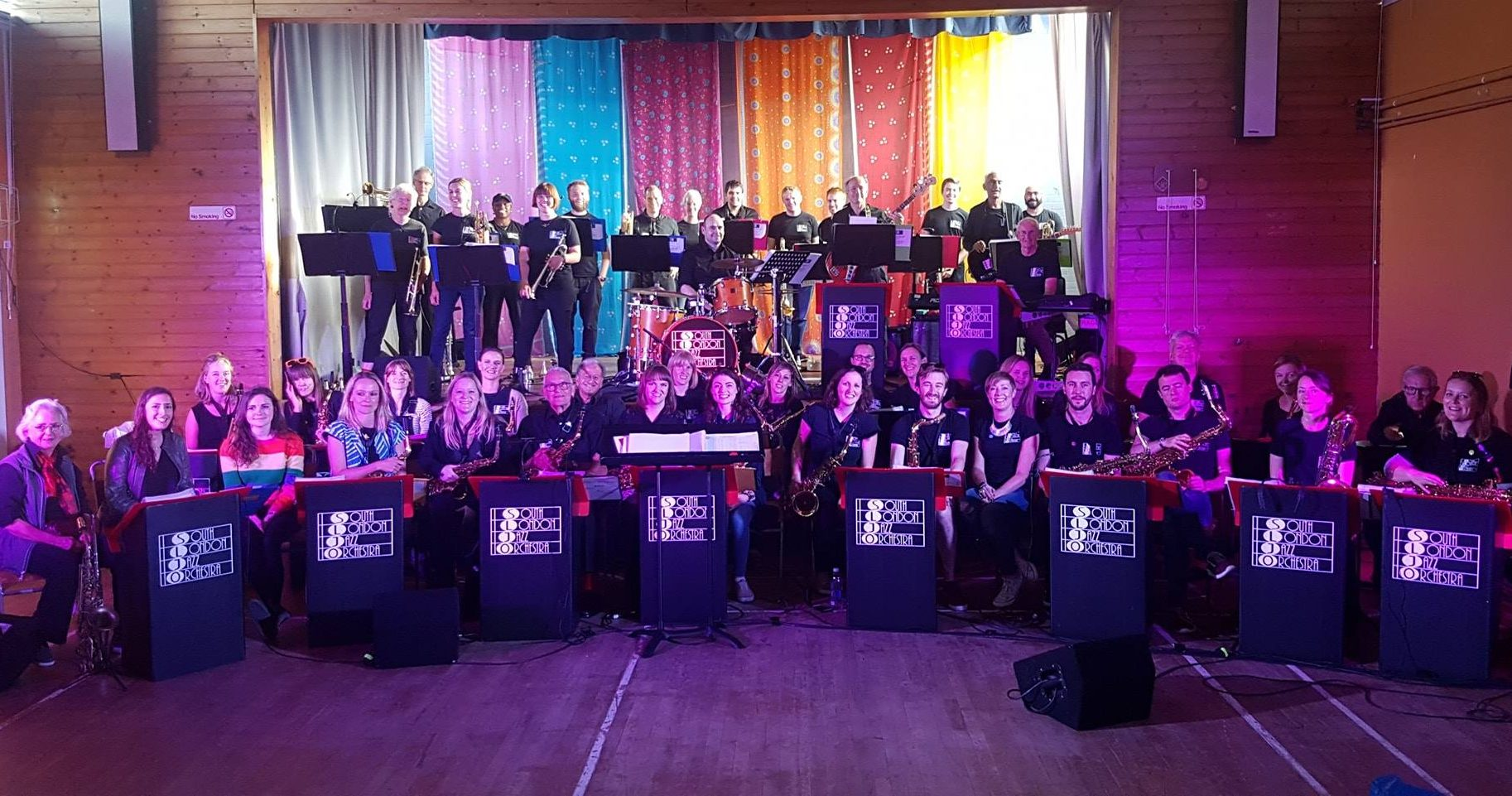 Header Image - South London Jazz Orchestra